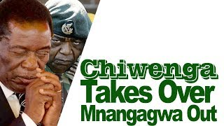 Chiwenga Takes Over, Mnangagwa Out, Zimbabwe Latest Breaking News Today