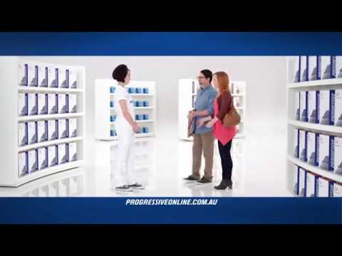 Gift - Progressive Online Car Insurance TV Ad