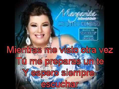 La Sonora De Margarita  y yo que te deseo a morir con letra k
