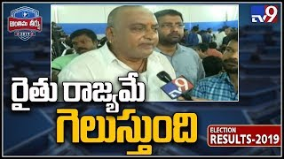 Padayatra made Jagan favourite of masses: Actor Prudhviraj..