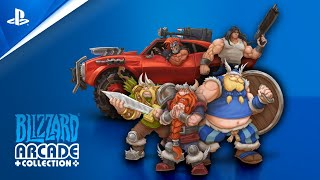 Blizzard arcade collection :  bande-annonce