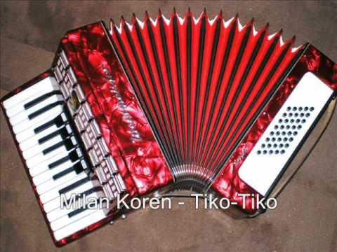 Milan Koren - Tiko-Tiko - instrumental