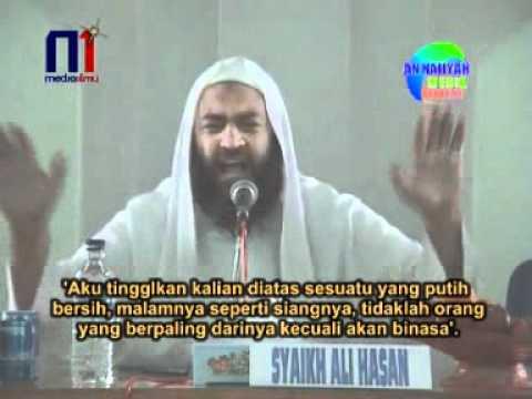 Syaikh Ali Hasan - Manhaj Dakwah Para Nabi 5/9