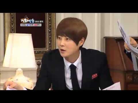 [JTBC] 신화방송 (神話, SHINHWA TV) 18회 명장면 - 품격있는 대화...?