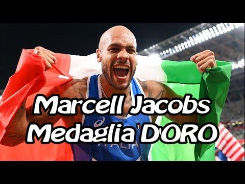 Olimpiadi: Marcell Jacobs Medaglia D'Oro e Record Italiano dei 100 Metri.