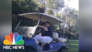 Video Shows 'Golf Cart Gail' Calling Police On Black Father At Soccer Game   NBC News