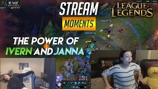 Meteos falls off his chair! | Tobias vs CHEATING XERATH! | Funny LoL Stream Moments #9