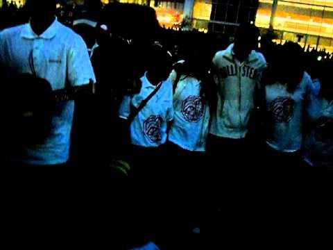 Camino Neocatecumenal jovenes de Sonora danzando en puebla II Encuentro Vocacional