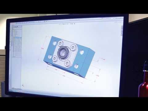 Nook Industries SolidWorks Tutorial