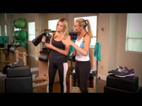 Heidi Klum on AOL with Andrea Orbeck - Fit Your Feet for Fitness