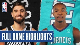 NETS at HORNETS | FULL GAME HIGHLIGHTS | December 6, 2019