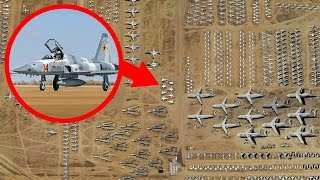 Most MYSTERIOUS Things Caught By Satellite!