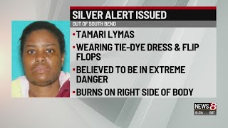 Silver Alert issued for woman missing from South Bend