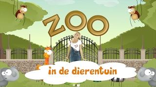 In de dierentuin • Juf Nouk