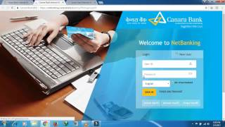 Canara Bank Internet Banking Self Activation Tutorial Guide Part 2