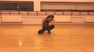 Mabel - Don't Call Me Up Choreography by Krista Blundell