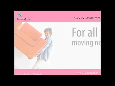 safest movers in Ghaziabad for shifting your belongings