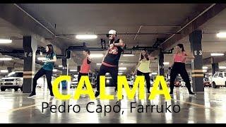 CALMA - Pedro Capó, Farruko | Zumba | Coreografia | Cia Art Dance