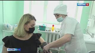 Ведущая и автор программы «Наше здоровье» Светлана Аксёнова поставила прививку от коронавируса
