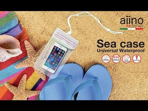 Aiino - Sea Case, custodia waterproof