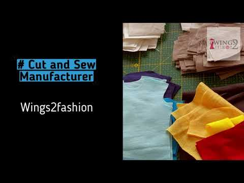Cut And Sew Manufacturers India