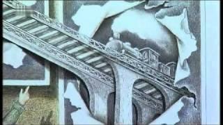 Optische Täuschungen - Von M. C. Escher