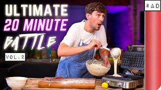 THE ULTIMATE 20 MINUTE COOKING BATTLE Vol. 2