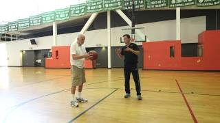 Two Handed Set Shot: How Basketball Was Played in the 50s