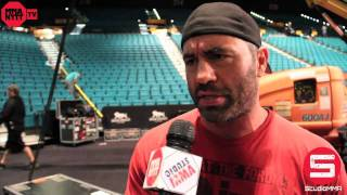 UFC 141-  Joe Rogan & Antony Hardonk break down Alistair Overeem