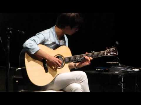 The Phantom of the Opera - Sungha Jung Live in KL 2013