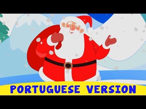 Bate o Sino pequenino | Jingle bells | rimas natal | Christmas Music for Childrens | Xmas Songs