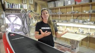Andrea Moller and the 2015 Molokai 2 Oahu Race