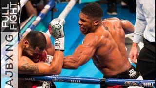 Full Fight   AJ Vs Eric Molina TKO