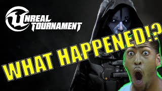 Unreal Tournament 4 What Happened!?