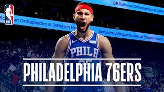 Best of the Philadelphia 76ers! | 2018-19 NBA Season