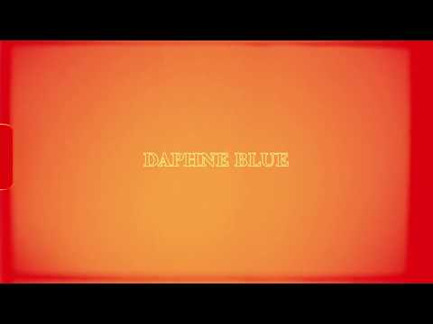 The Band CAMINO - Daphne Blue (Official Lyric Video)
