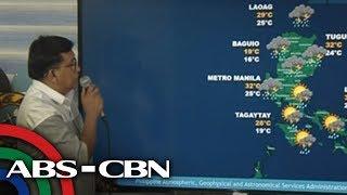 WATCH: PAGASA 5PM briefing   31 October 2018