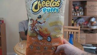 WE Shorts - Cheetos Puffs Simply White Cheddar