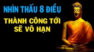 Nhìn thấu 8 điều thiếu sót của đời người, Thành công tới với bạn sẽ là vô hạn -  Thiền Đạo