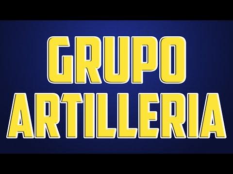 Grupo Artilleria - Vete de mi lado
