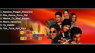 Actor Akshay Kumar songs !! movie Awara Paagal Dewana songs