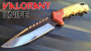 Fabricación del cuchillo VALORANT (Default Tactical Knife)