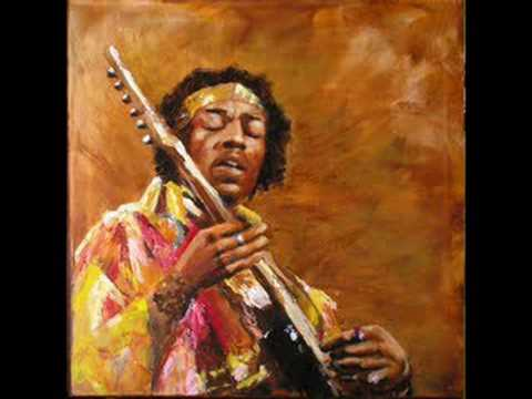 Jimi Hendrix - Somewhere Over The Rainbow