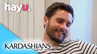 Scott Dishes About Sofia Richie | Season 15 | Keeping Up With The Kardashians
