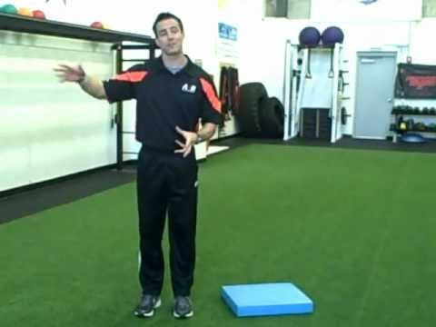 Dynamic Balance for Young Athletes 6-13 years