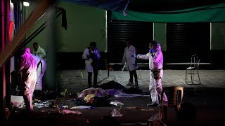 'Mariachi' gunmen kill at least four in Mexico City