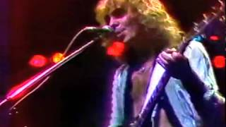 Peter Frampton Live at the Kingdome, Seattle, WA June 27, 1977 Full Concert Pro-Shot Video