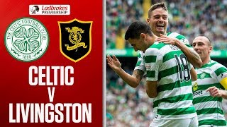 Celtic beat Livi in Premiership opener