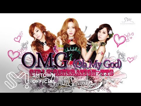 GIRLS' GENERATION-TTS 소녀시대-태티서 'OMG (Oh My God)' MV