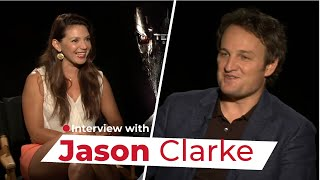 Diana Hernandez Actress, TV Host interview with Jason Clarke Terminator